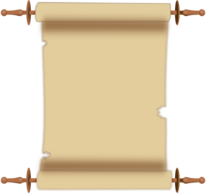 Free scroll clipart free .