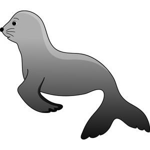Free Seal Clip Art Image .