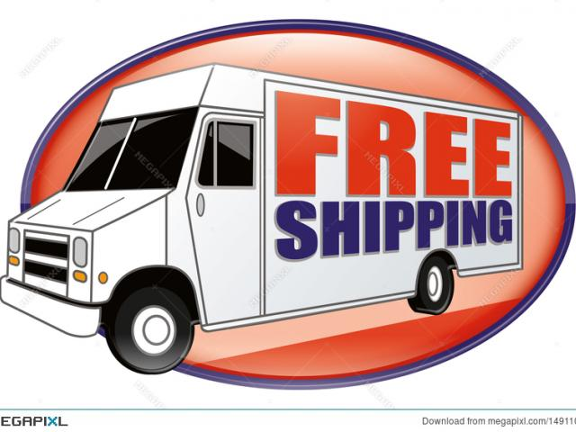 Free Shipping Clipart fedex truck