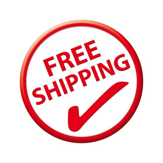 Sign Free Shipping Clipart #1