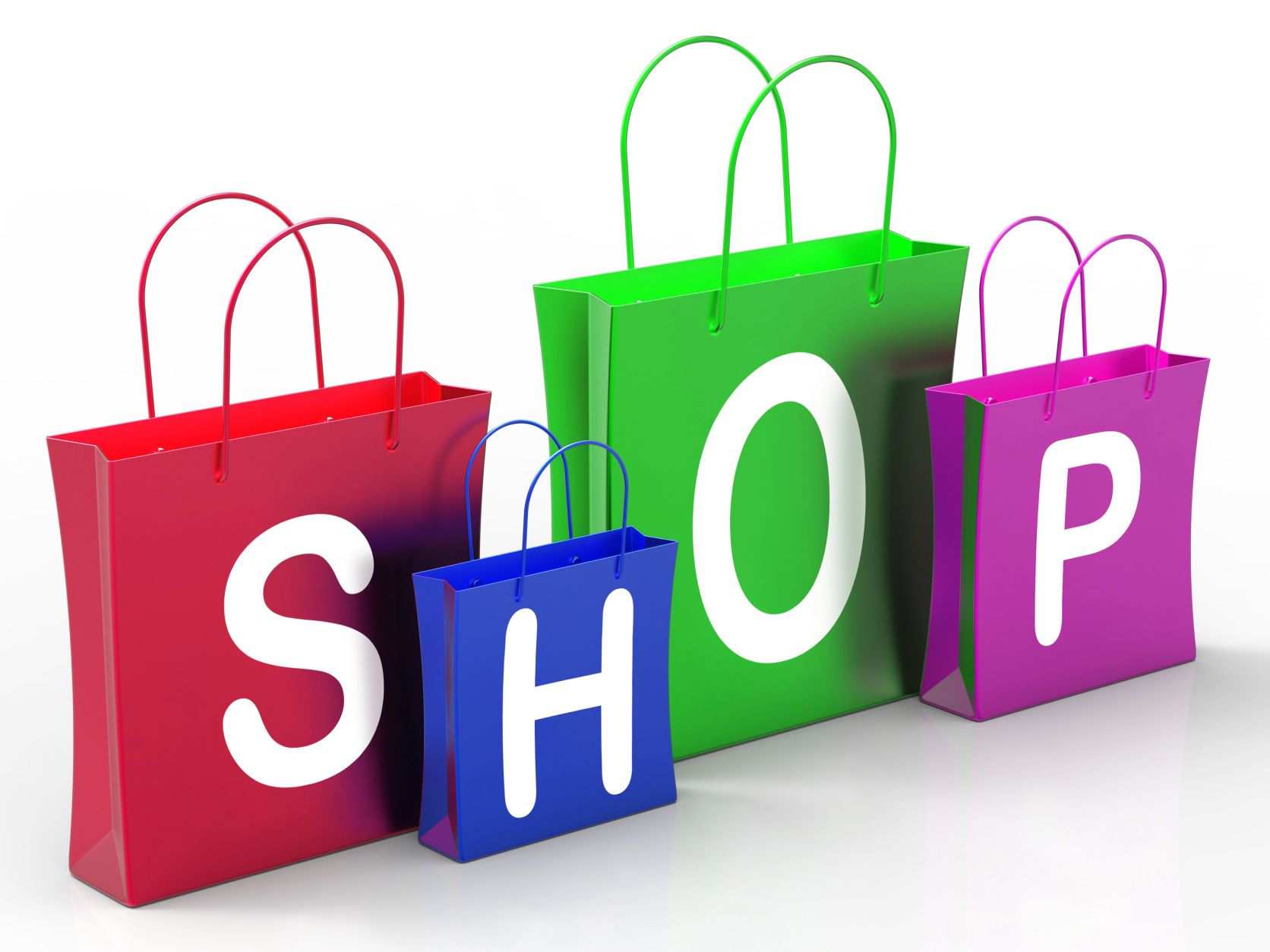Free Shopping Clipart