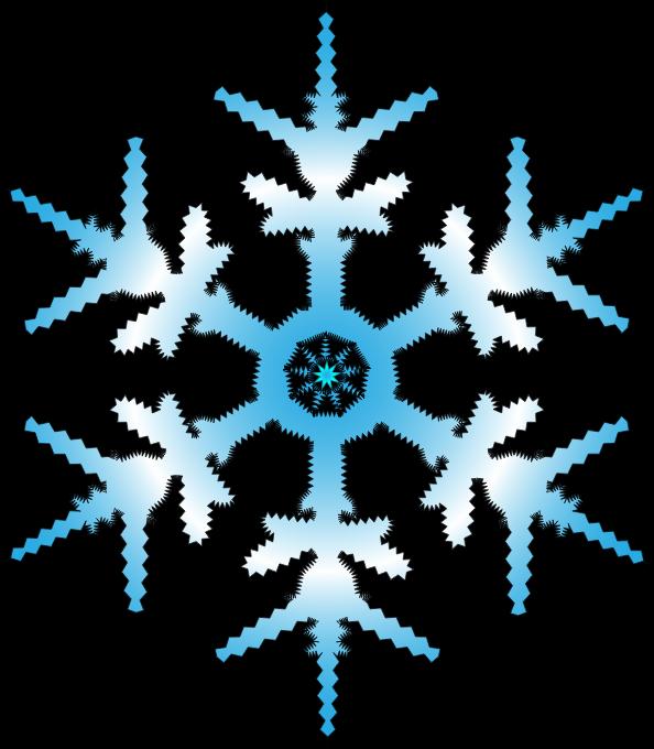 Free Snowflake Clip Art u0026middot; snowflake10