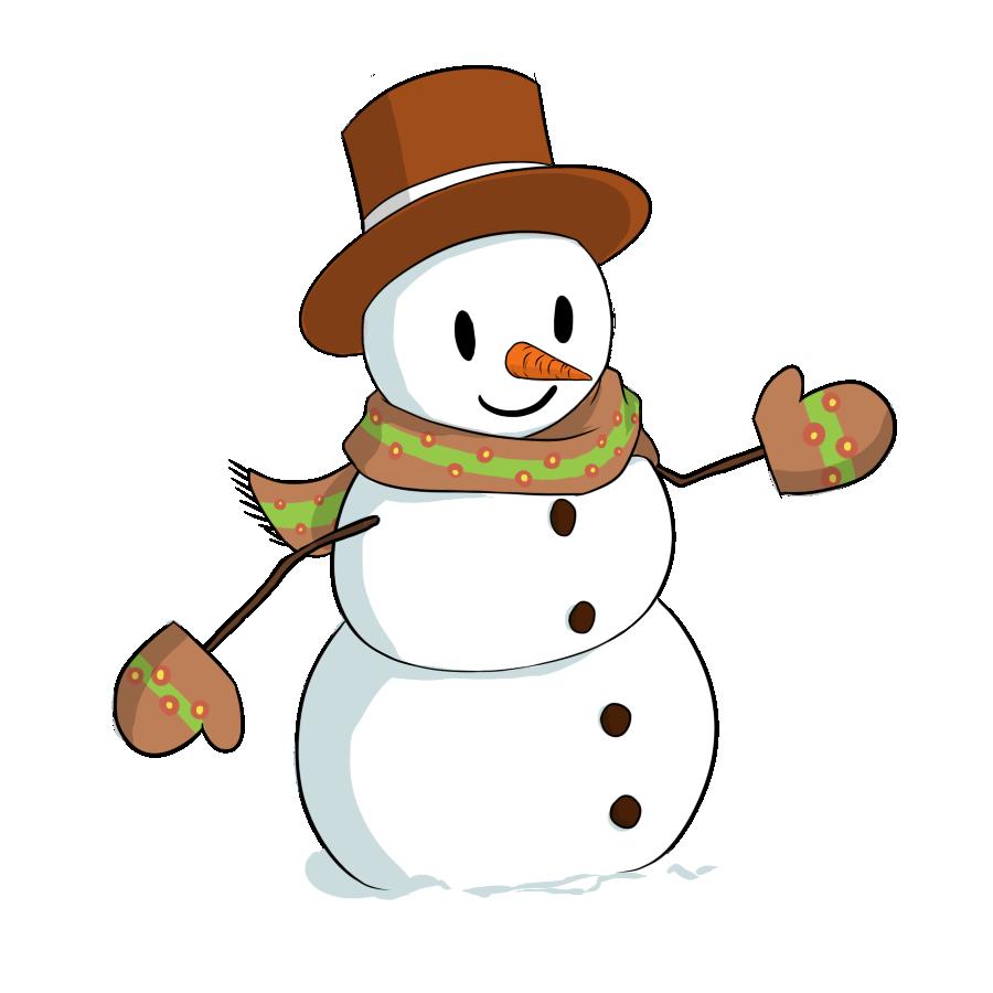 free snowman clipart. Snowman15