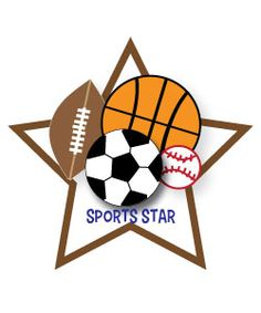 Free Sports Clipart just for you! Use our free sports clip art for team parties