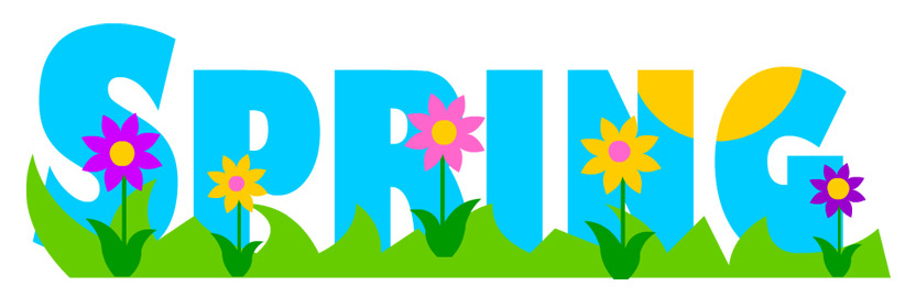 Free spring clipart .