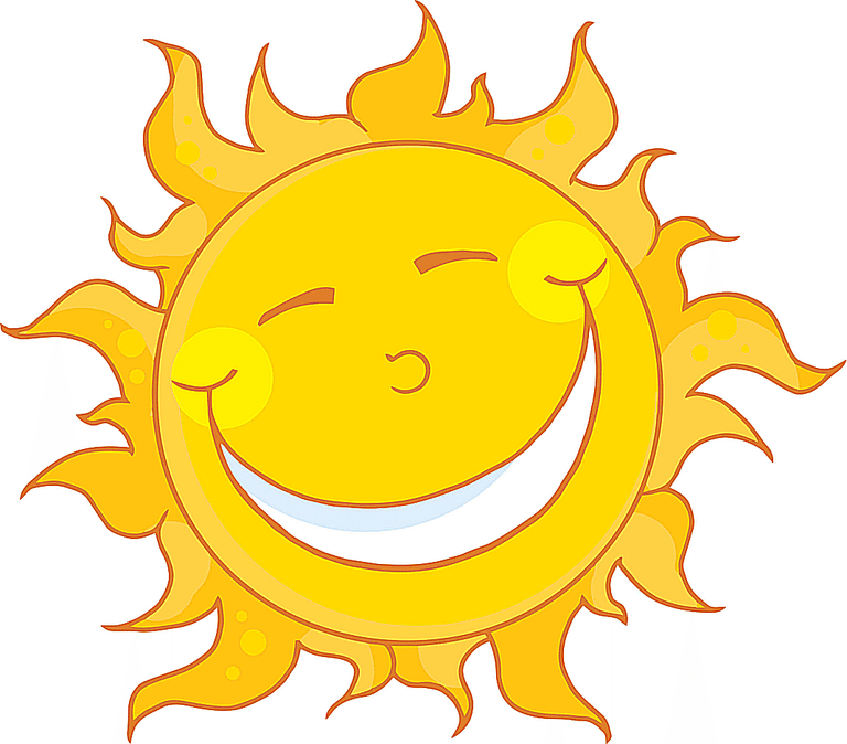 Free Sun Clip Art at Clipartix clipartall.com