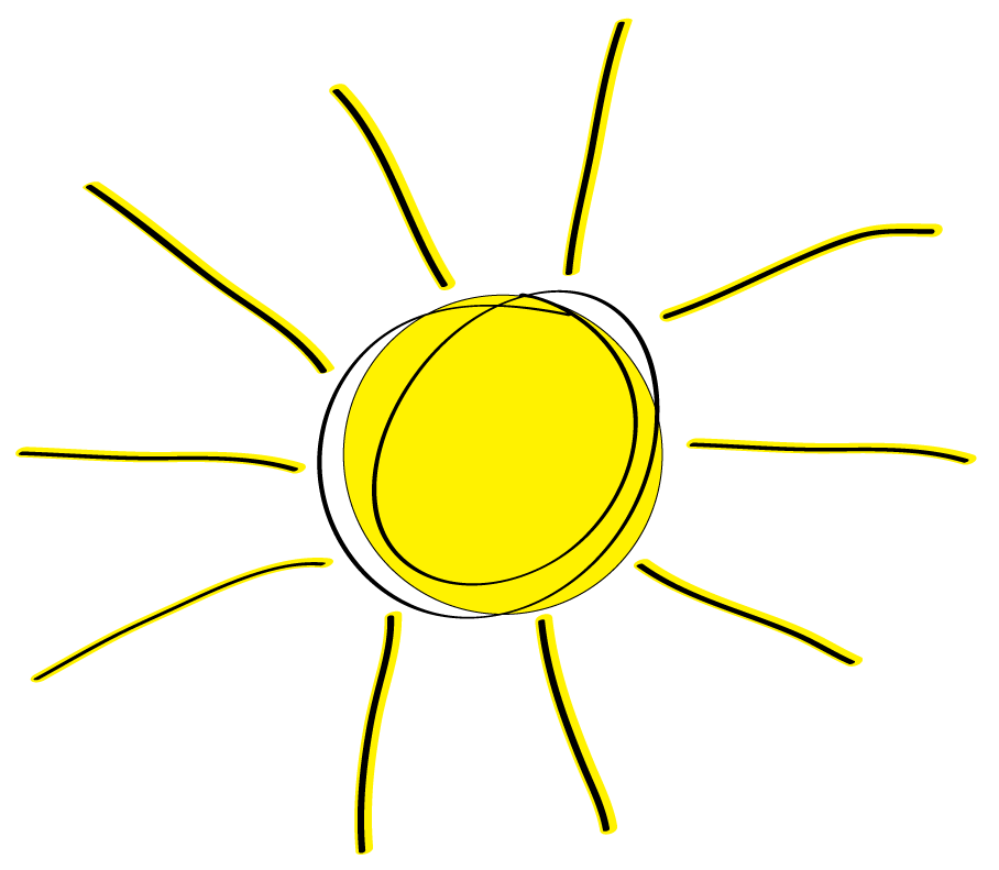 Free Sun Clipart To Decorate For Parties Craft Projects Websites Or