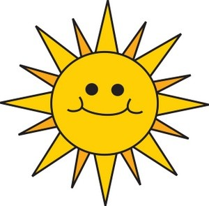 Free sunshine clipart clipart the cliparts