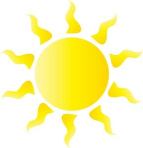 Free Sunshine Clipart Pictures - Clipartix .