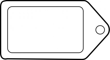Free Clipart Tag