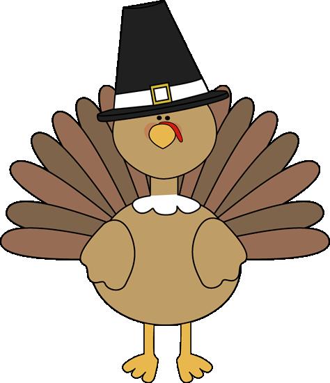 Free Thanksgiving Turkey Clipart 2014
