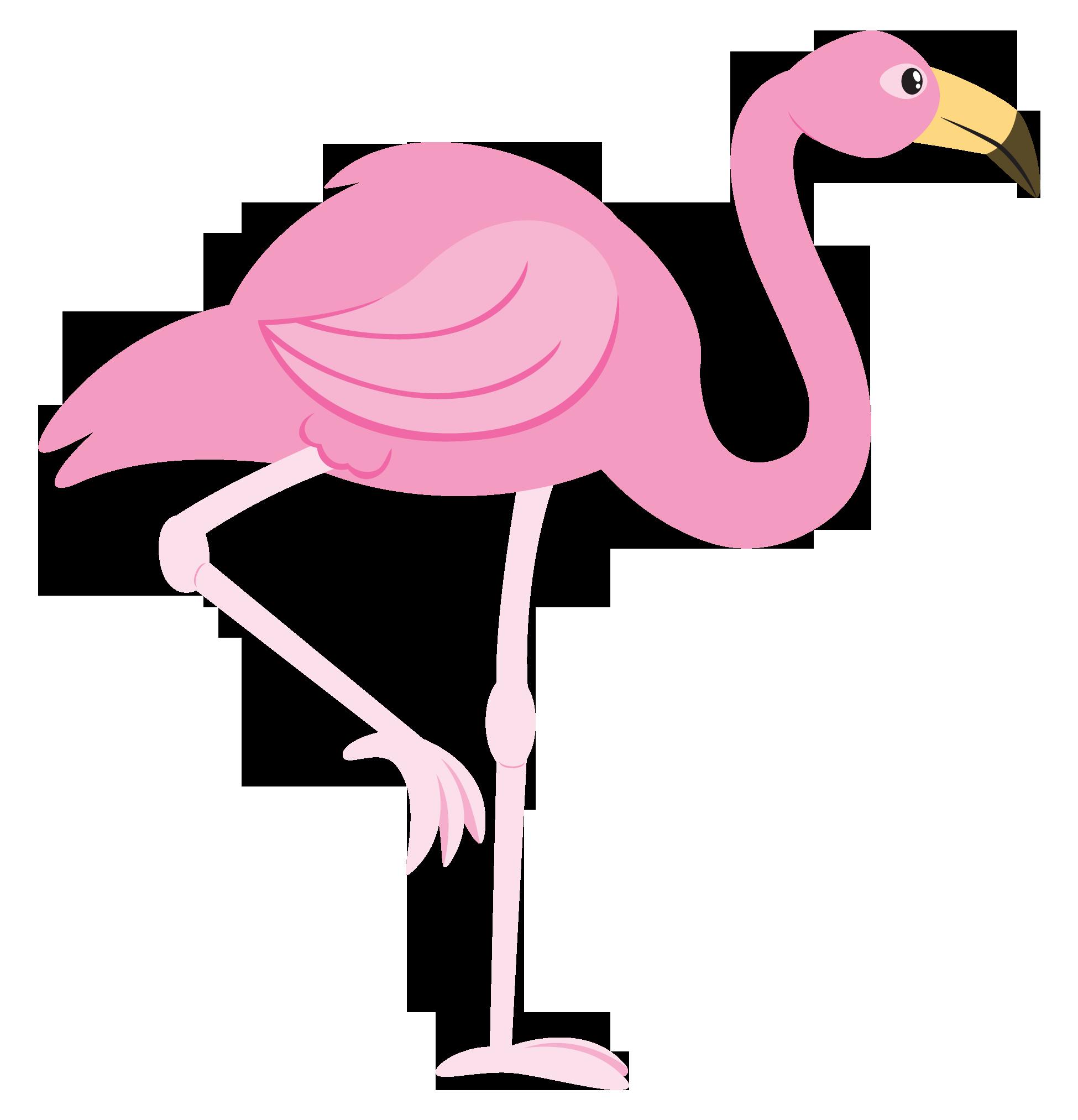 Free to Use u0026amp; Public Domain Flamingo Clip Art