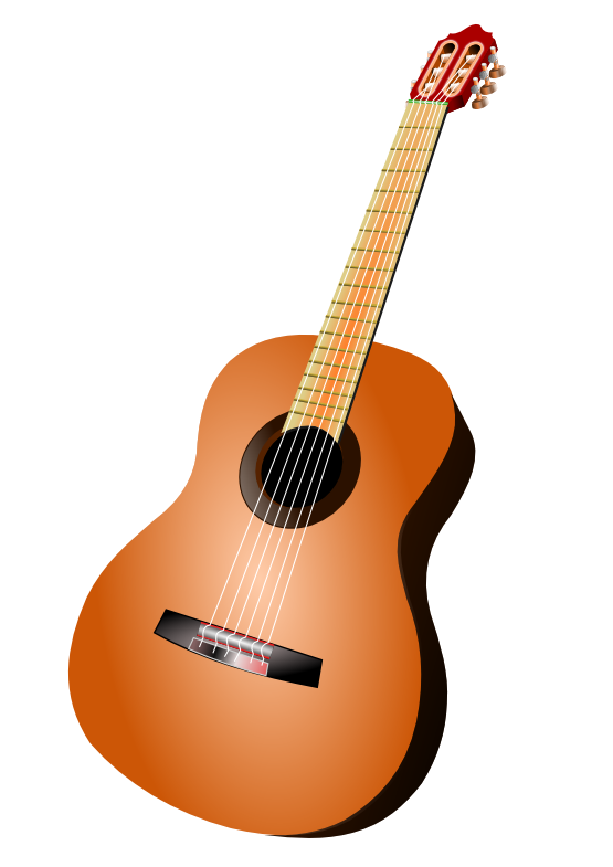 Free To Use Amp Public Domain Guitar Clip Art Page 3