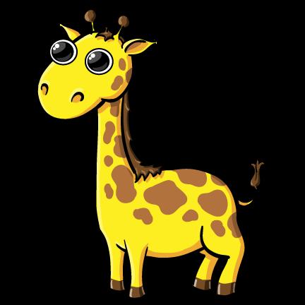 free to use images u0026middot; Giraffe Clip Art