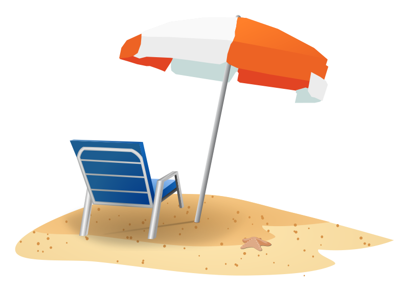 Free To Use Public Domain Beach Clip Art Page 2