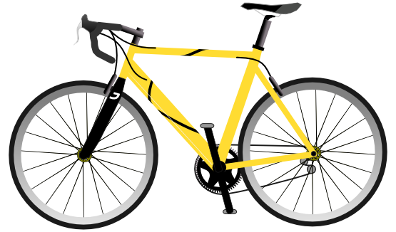 Free to Use Public Domain Bicycle Clip Art