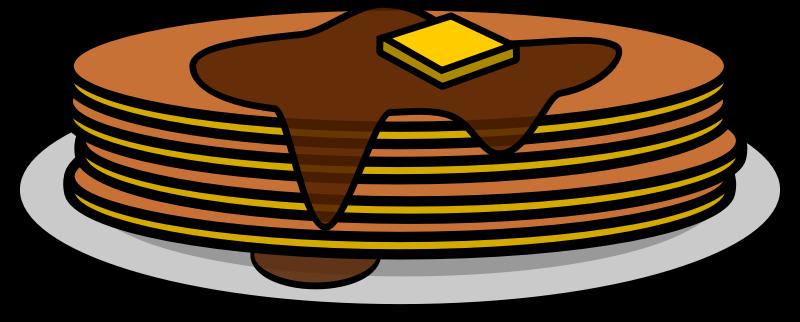 Free to Use u0026amp; Public Domain Pancake Clip Art