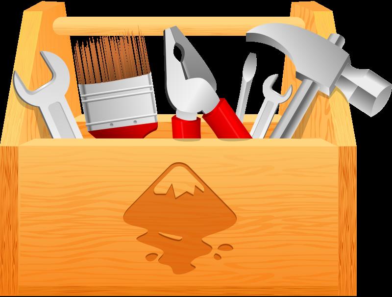 Free Toolbox Clip Art