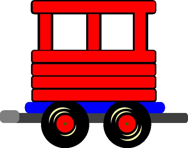 Free Train Caboose Free Clip Art Imagebasket Net