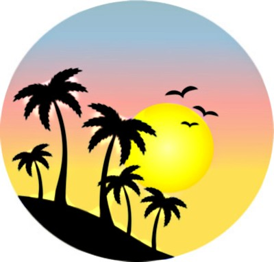 Free Tropical Clip Art