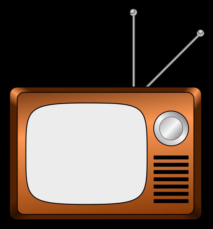Free tv clip art
