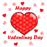 Free valentines day clipart .