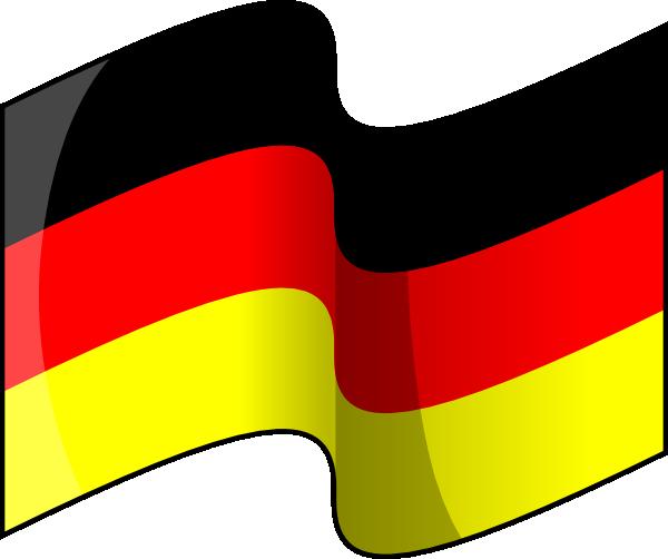 ... free vector Waving German Flag clip art