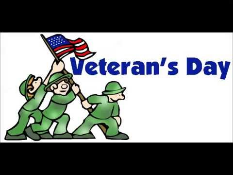 Free Veterans Day Clipart, Animated, Thank You Clip Art Images 2014 - YouTube