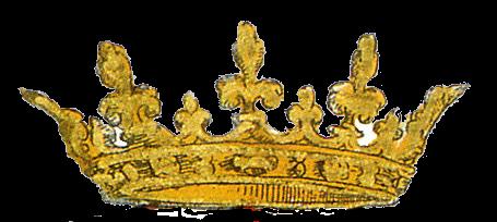 Free Vintage Clip Art u2013 Gold Crown