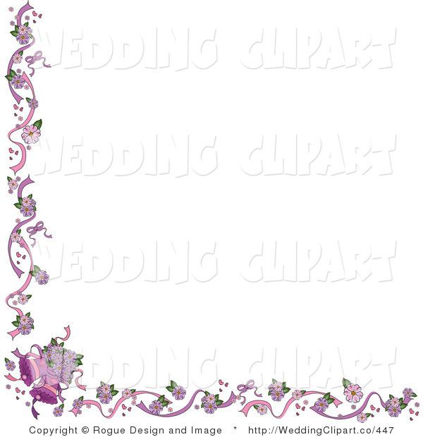 free wedding borders