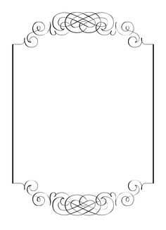 free wedding clipart borders and frames