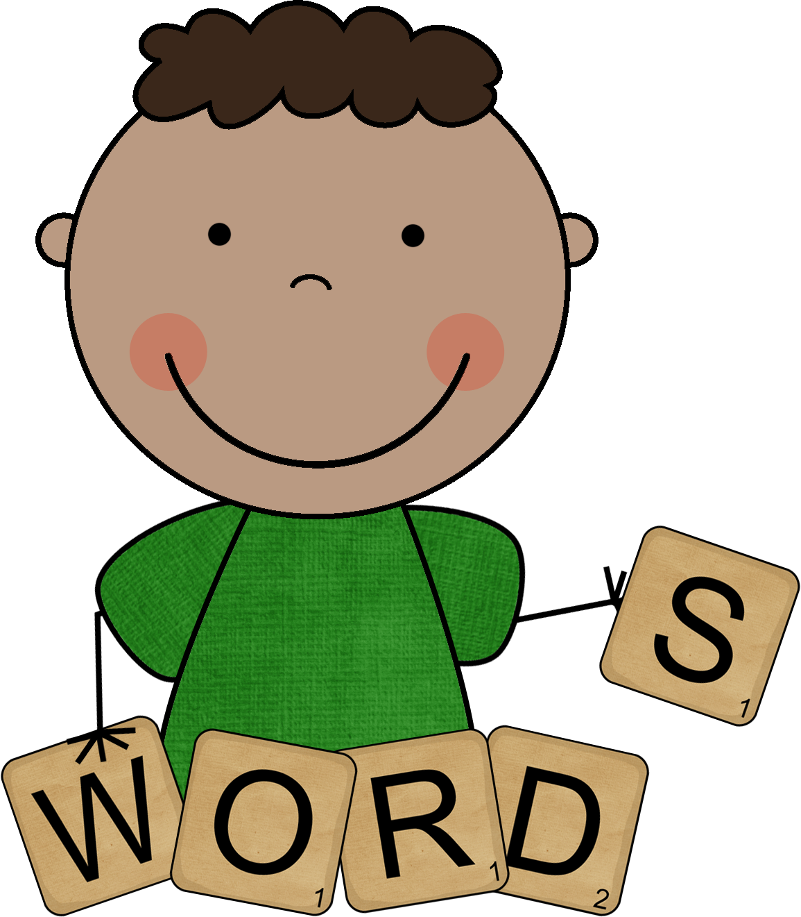 Free Word Clipart