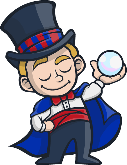 Free Young Magician Clip Art