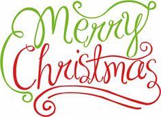 Friday - Merry Christmas