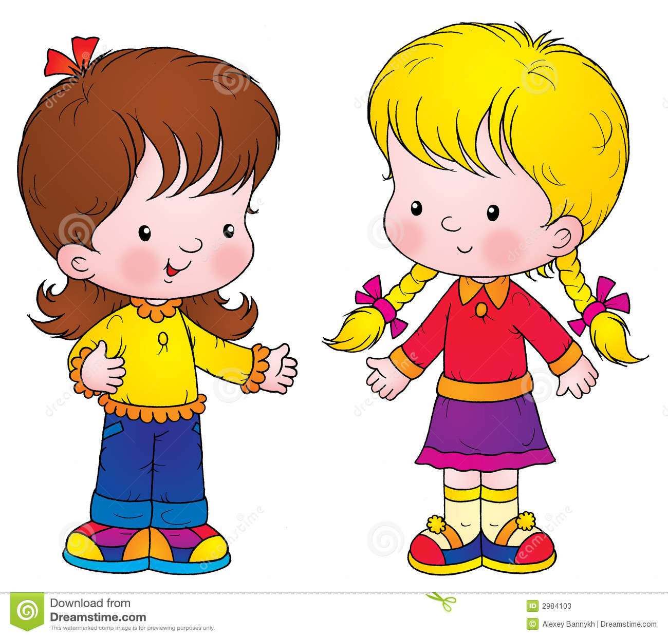 Friendship Clip Art Religious - Friend Clipart