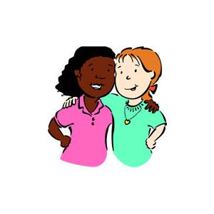 Friendship Clipart - JPEG Image #3124
