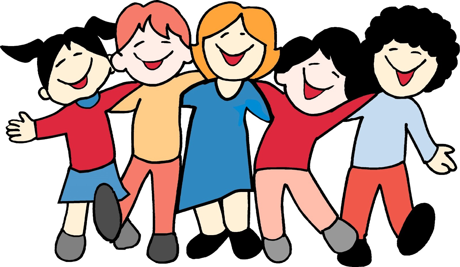 Friendship Clip Art Free Free Clipart Images 3