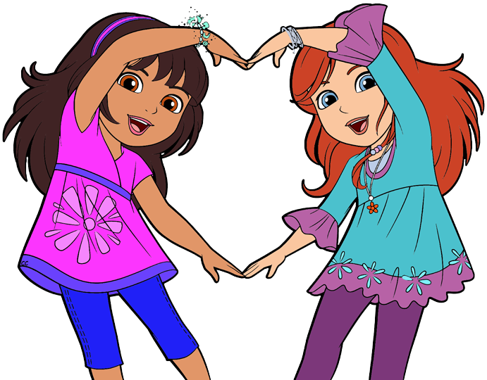 Friendship Clipart Not Friends Clipart Clipartfox Gclipart Model Coloring  Pages