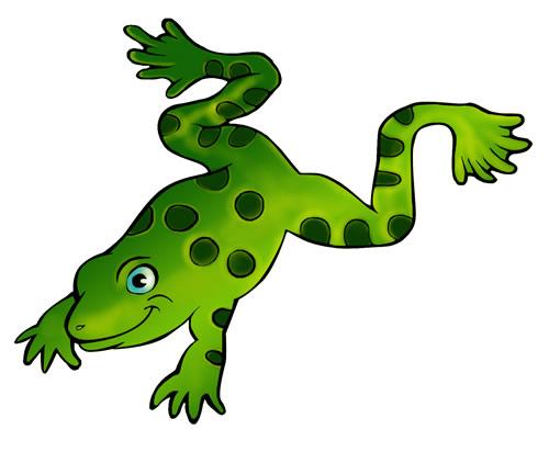 Frog Cliip Art 10 ...
