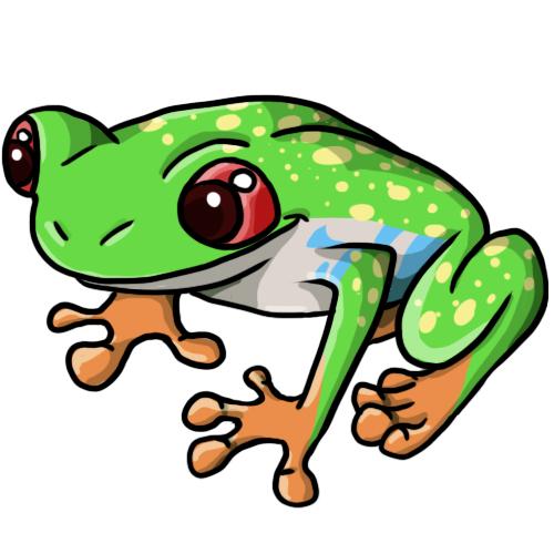 ... Frog Clip Art 16