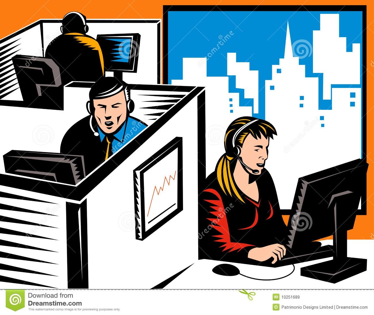 Front Desk Clipart Office .