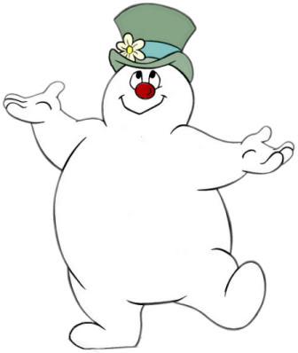 Frosty Snowman Clip Art Jpg