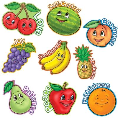 Fruit Of The Spirit Clipart Clipart Kid