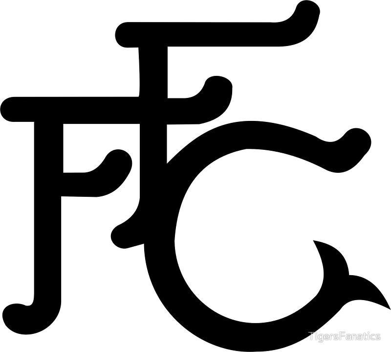 Fulham FC Retro Logo by TigersFanatics