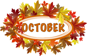 Funny beautiful images for october wich you can use on hi5 cliparts