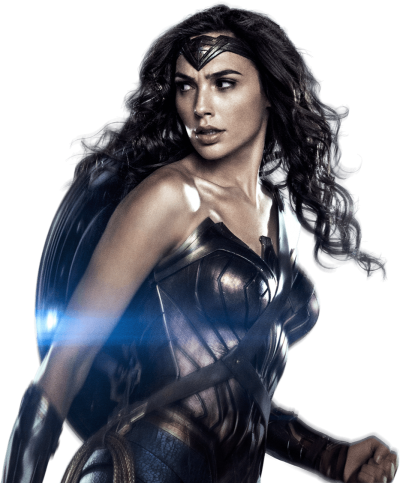Gal Gadot As Wonder Woman With Shield Png - wonder woman PNG Images
