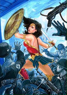 Gal Gadot Wonder Woman by