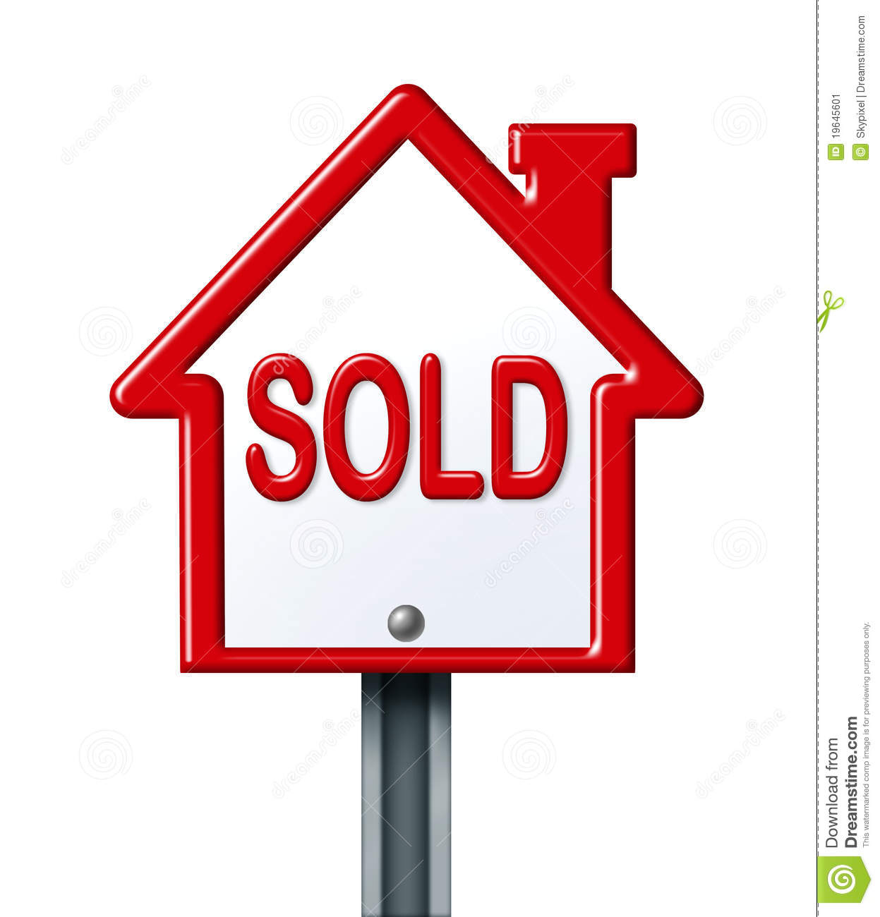 Galleries Related: House Sold Sign , House For Sale Clip Art , House