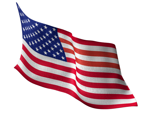 Gallery for american flag animated clip art