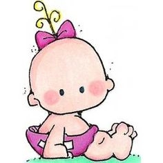 Gallery for baby girl clip art